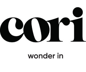 cori logo and tag line wonder in
