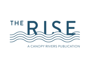 the rise logo