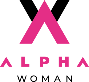 alpha woman logo