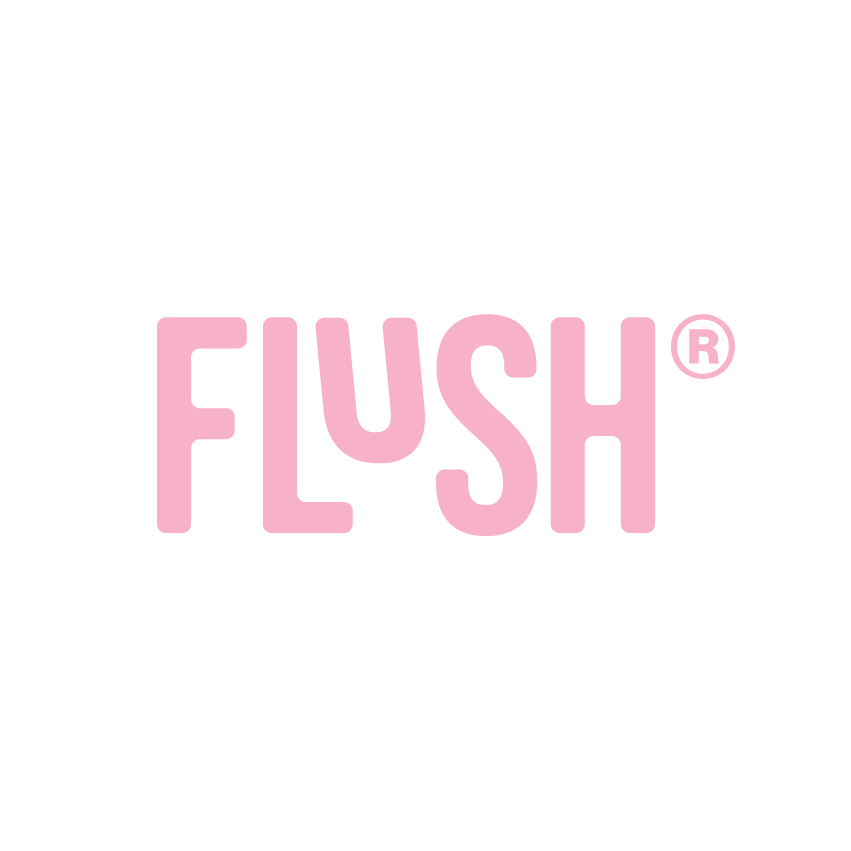 flush magazine logo