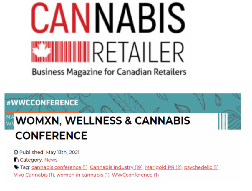 Cannabis Retailer WWC Conference coverage 2021